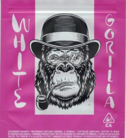450mg White Gorilla Gummies