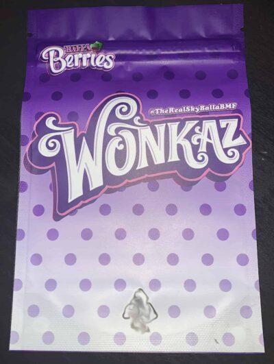500mg Wonkaz Gummies